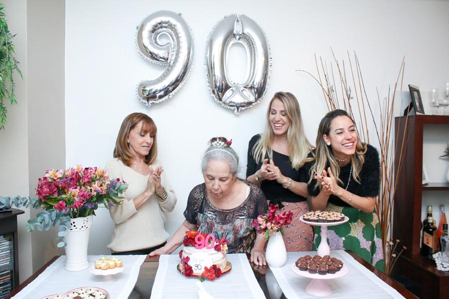 festa 90 anos