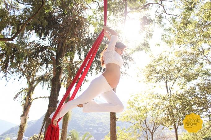 gravida exercicio fisico