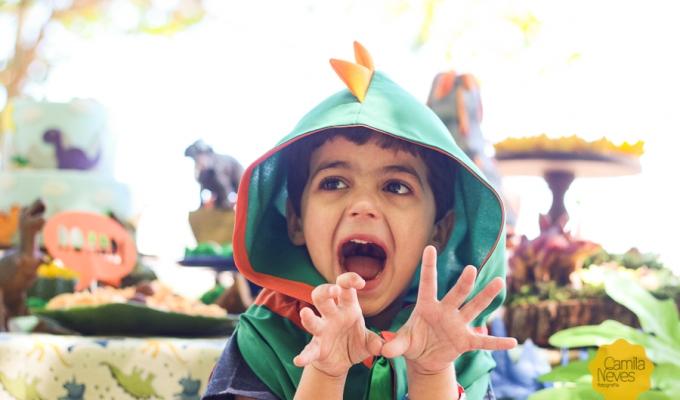 Festa Infantil – PicNic na Lagoa – Gui 4anos